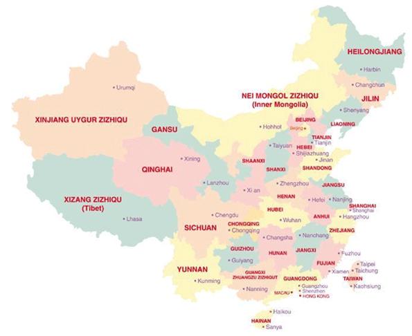 China S Urbanization It Has Only Just Begun Newgeography Com