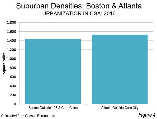 The Evolving Urban Form: Sprawling Boston | Newgeography.com