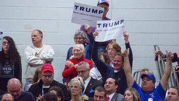 Forex chart trump rally