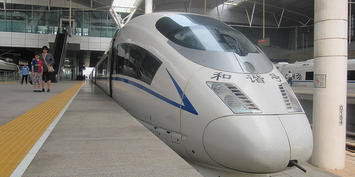 Bullet train, high-speed, China.jpg