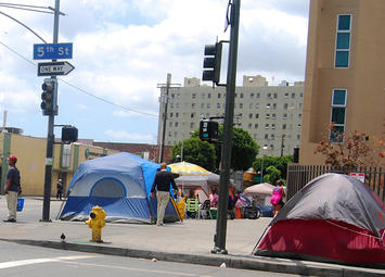 Homeless-tents.jpg & A Tale of Two Socals: Poverty in Southern California ...
