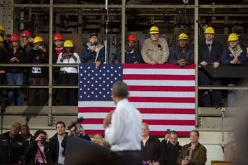 Obama, Cleveland, ArcelorMittal Steel, 11-14-13.jpg
