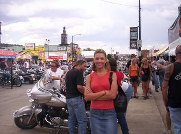 Guys Gone Wild: Sturgis Motorcycle Rally Begins