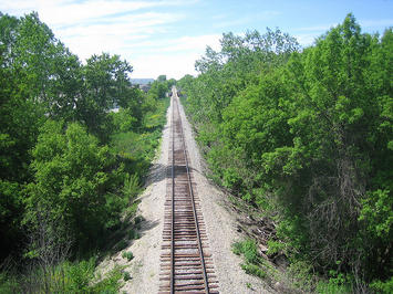 Train Tracks, Havenwoods State Forest.jpg