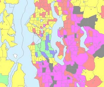 Stories From The 2010 Census Race And Ethnic Change In Washington State