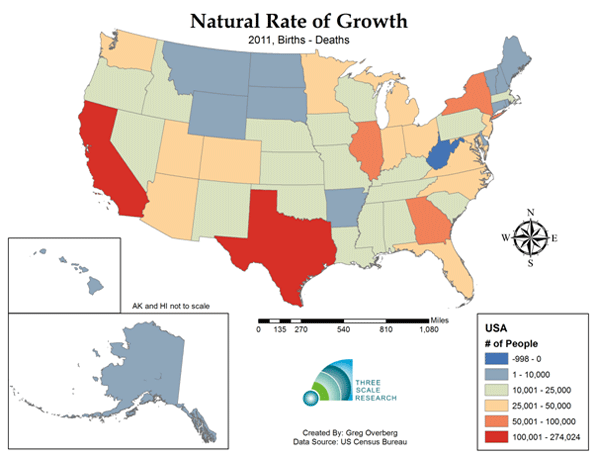 population growth rate Our data set ranges from population growth to unemployment rate decrease to growth in regional gdp per capita  in most of the fastest growing cities,.