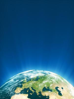 Europe - NASA view iStock_000005884810XSmall.jpg