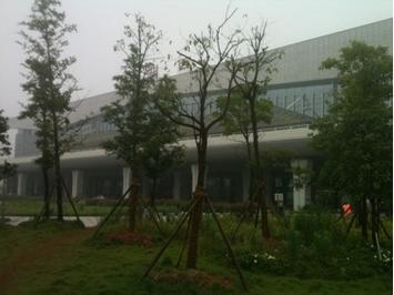 High Speed Rail Station; Zhuzhou China.jpg