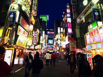 Shinjuku, Tokyo nightlife.jpg