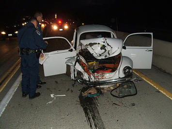 Car Accident Los Angeles July